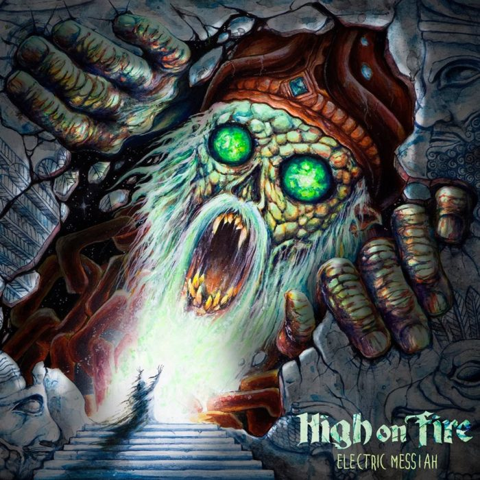 High On Fire - Electric Messiah - Album Cover