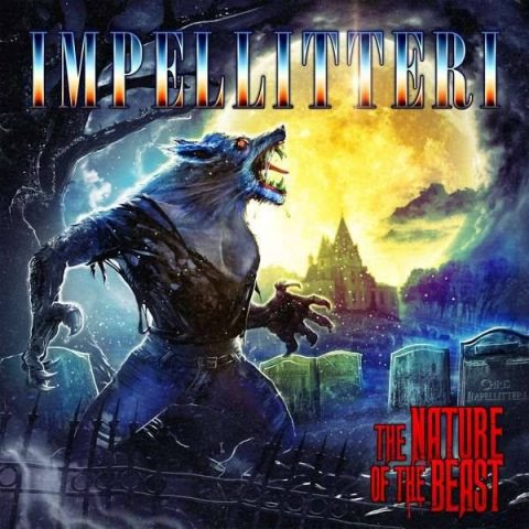Impellitteri - The Nature Of The Beast - Album Cover