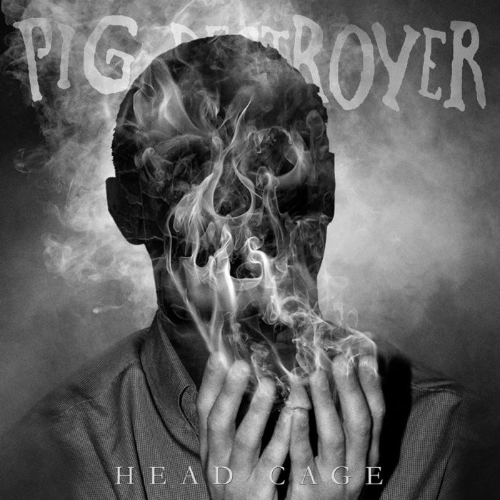 Pig Destroyer - Head Cage - Album Cover