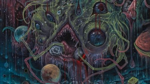 Revocation - The Outer Ones - Album Cover