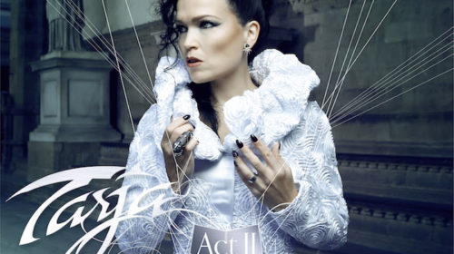 Tarja - Act II - Album Cover