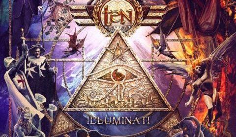 Ten - Illuminati - Album Cover
