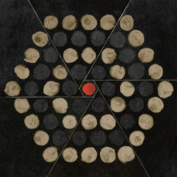 Thrice - Palms - Album Cover