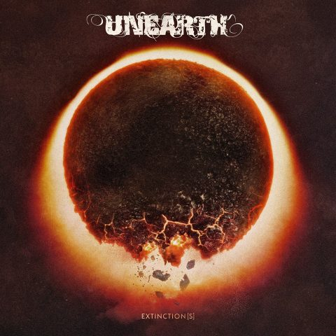 Unearth - Extinctions(s) - Album Cover