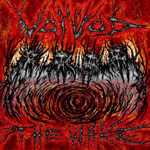 Voivod - The Wake - Album Cover