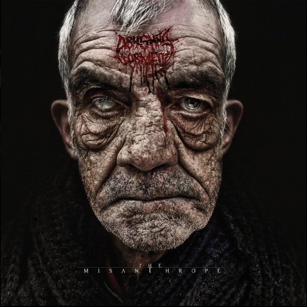 Abysmal Torment - The Misanthrope - Album Cover
