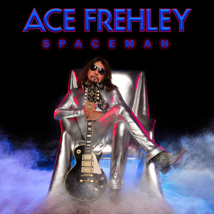 Ace Frehley - Spaceman - Album Cover
