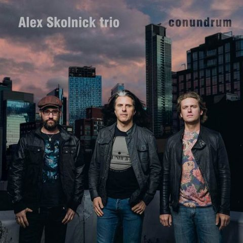 Alex Skolnick Trio - Conundrum - Album Cover