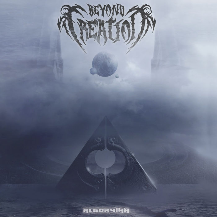Beyond Creation - Algorythm - Album Cover