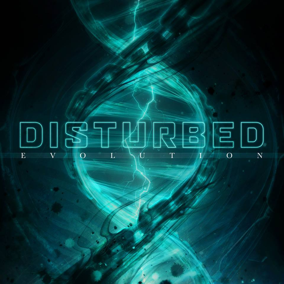 Disturbed - Evolution - Album Cover
