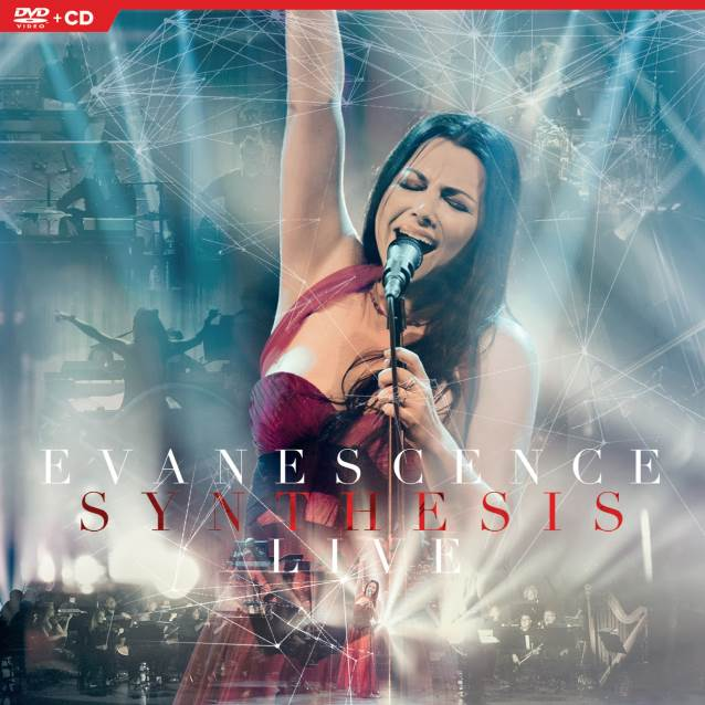 Evanescence - Synthesis Live - DVD Cover