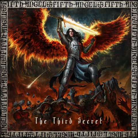 Fifth Angel - The vThird Secret - Album Cover
