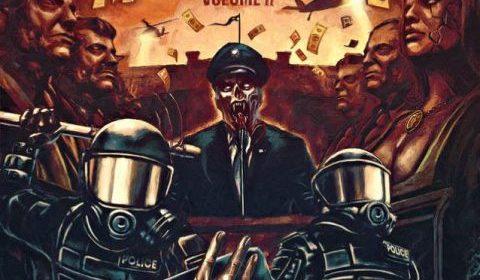 Metal Allegiance - Volume 2 Power Drunk Majesty - Album Cover