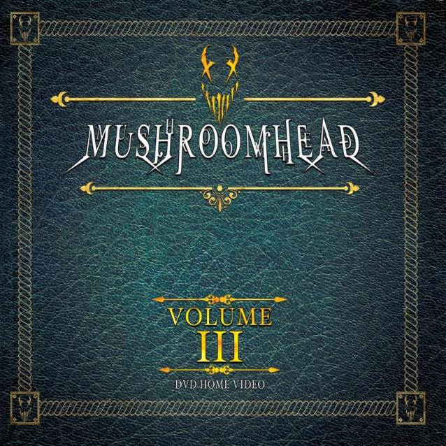 Mushroomhead - Volume 3 - DVD Cover