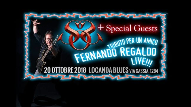 SOS - Tributo a Fernando Regaldo @ Roma @ Locanda Blues