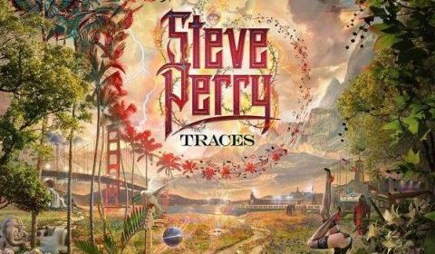 Steve Perry - Traces - Album Cover