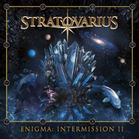 Stratovarius - Enigma Intrmission 2 - Album Cover