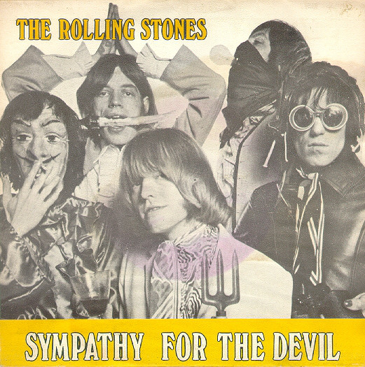 The Rolling Stones - Sympathy For The Devil - Film Cover