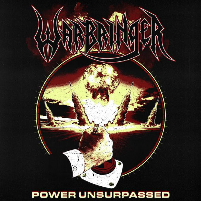 Warbringer - Power Unsurpassed - Single Cover