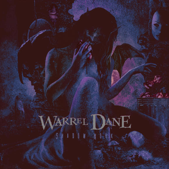 Warrel Dane - Shadow Work - Album Cover