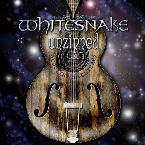 Whitesnake - Unzipped - Boxset Cover