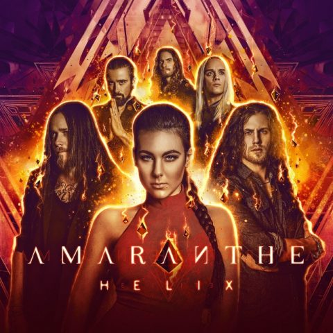 Amaranthe - Helix - Album Cover