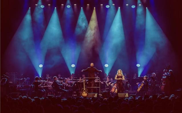 Anneke Van Giersbergen - Symphonized - Album Cover