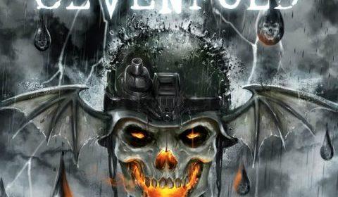 Avenged Sevenfold - Black Reign - EP Cover