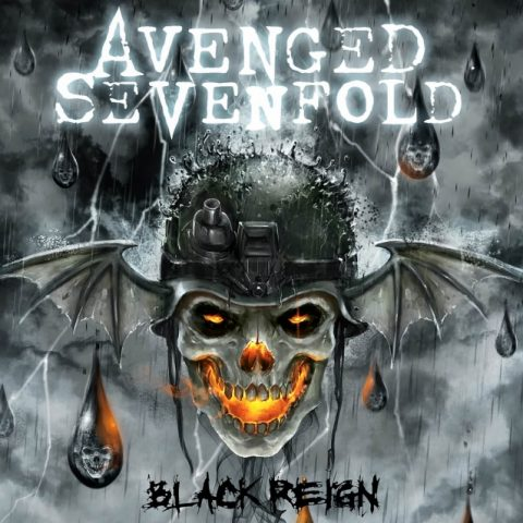 Avenged Sevenfold - Black Reign - EP Cover