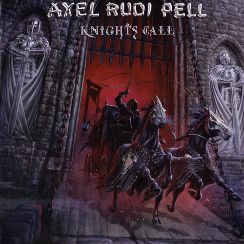Axel Rudi Pell - Knights Call - Album Cover