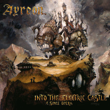 Ayreon - Into The Electric Castle A Space Opera - Box Cover