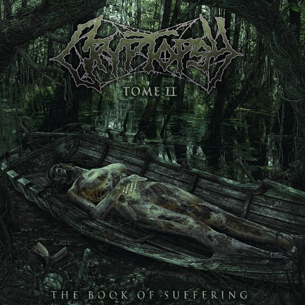 Cryptopsy - The Book Of Suffering Tome II - EP Cover