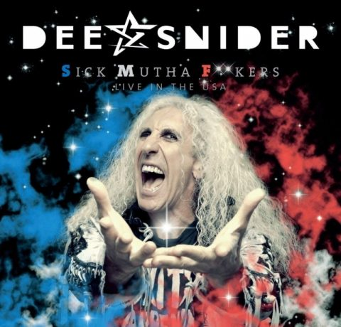 Dee Snider - Sick Mutha Fuckers Live In_The USA - Album Cover