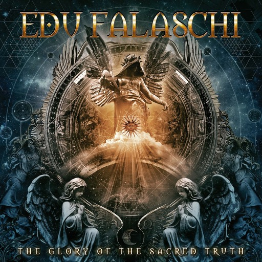 Edu Falaschi - The Glory Of Sacred Truth - EP Cover