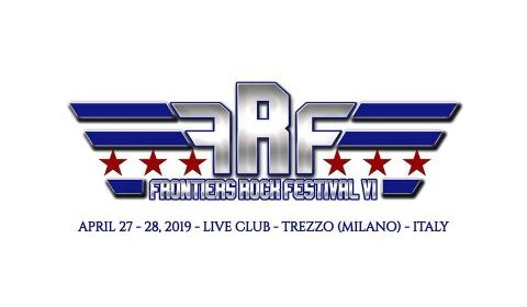 Frontiers Rock Festival IV - 2019 - Promo