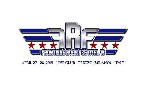 Frontiers Rock Festival IV - 2019 - Promo