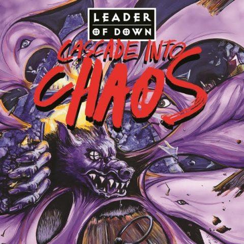 Leader Of Down - Cascade Into Chaos - Album Cover