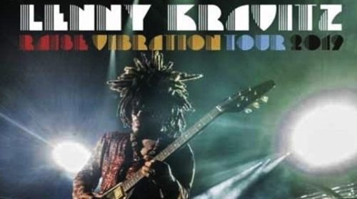Lenny Kravitz - Raise Vibration Tour 2019 - Promo