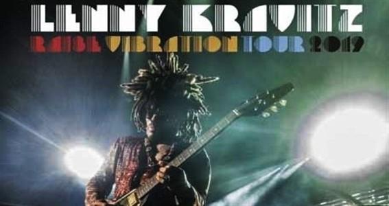 Lenny Kravitz - Raise Vibration Tour 2019 - Promo