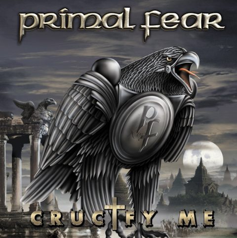 Primal Fear - Crucify Me - Single Cover