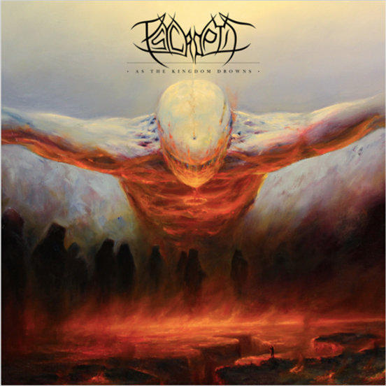 Psycroptic - As The Kingdom Drowns - Album Cover