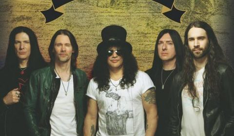 Slash Feat Myles Kennedy And The Conspirators - Fabrique - Living The Dream Tour 2019 - Promo
