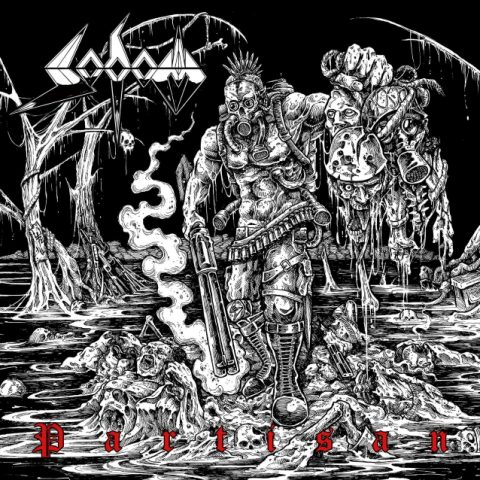 Sodom - Partisan - EP Cover