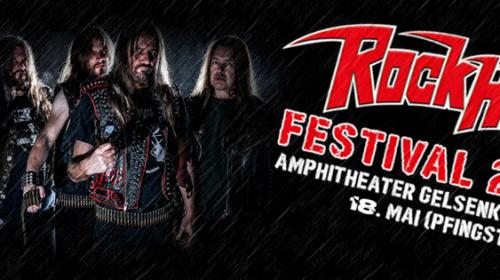 Sodom - Rock Hard Festival 2018 - cover