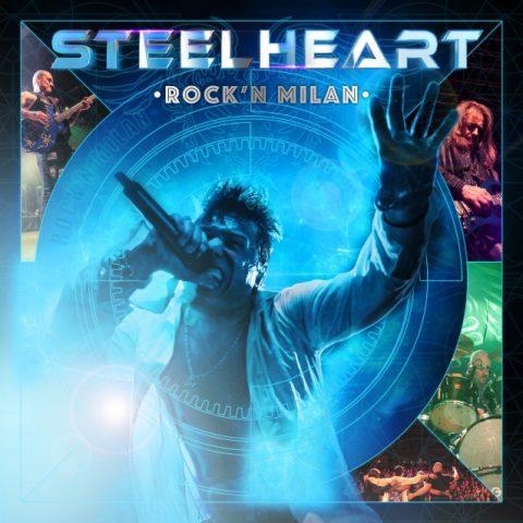 Steelheart - Rock N Milan - Album Cover