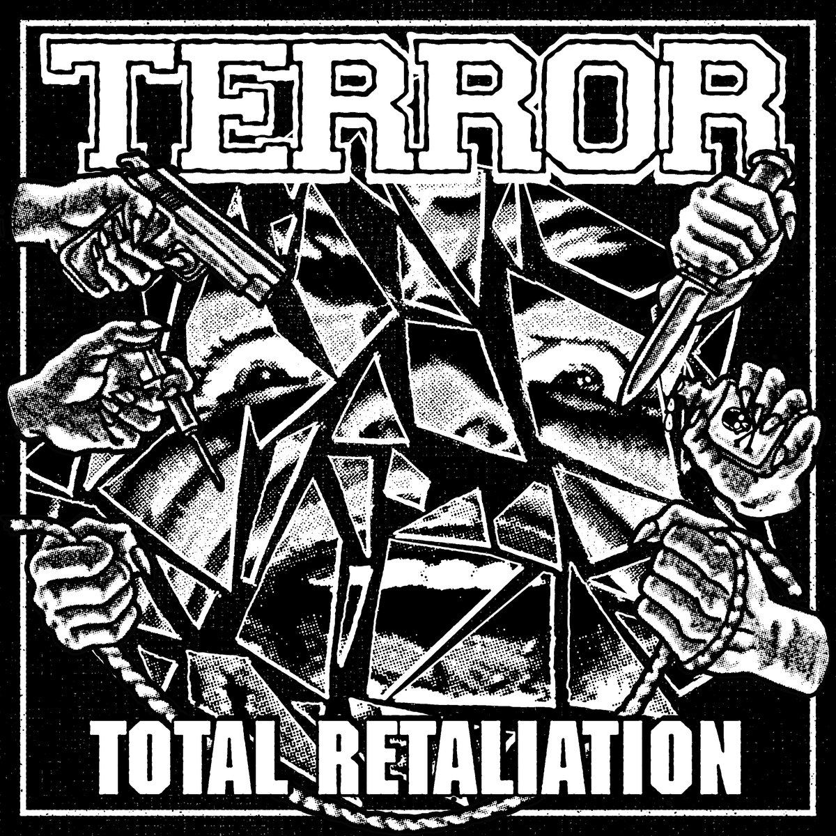 Terror - Total Retaliation - Album Cover