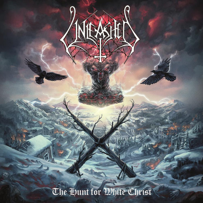 Unleashed - The Hunt For White Christ - Album Cover