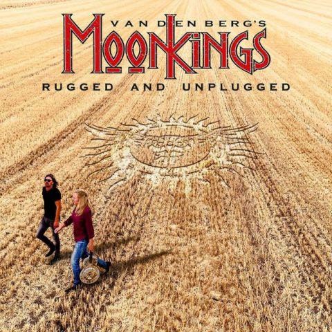 Vandenberg's Moonkings - Rugged And Unplugged - Album Cover