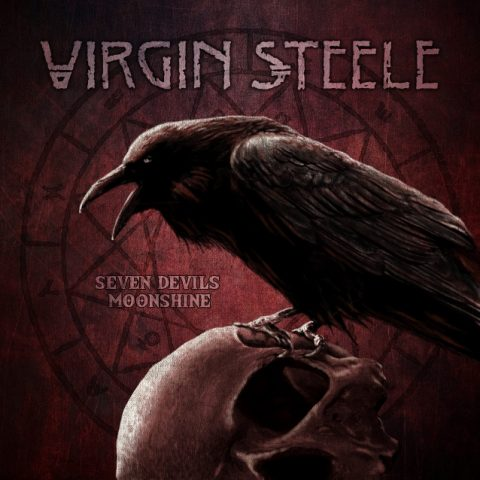Virgin Steele - Seven Devils Moonshine - Boxset Cover