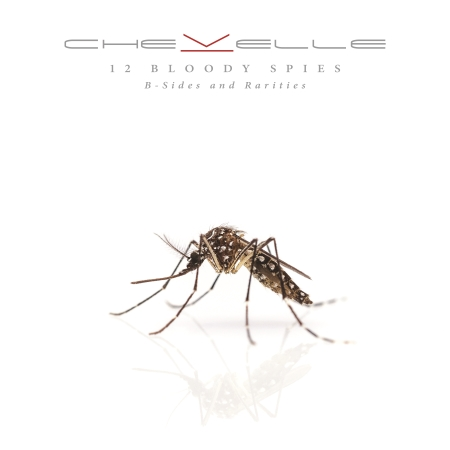 Chevelle - 12 Bloody Spies - Album Cover